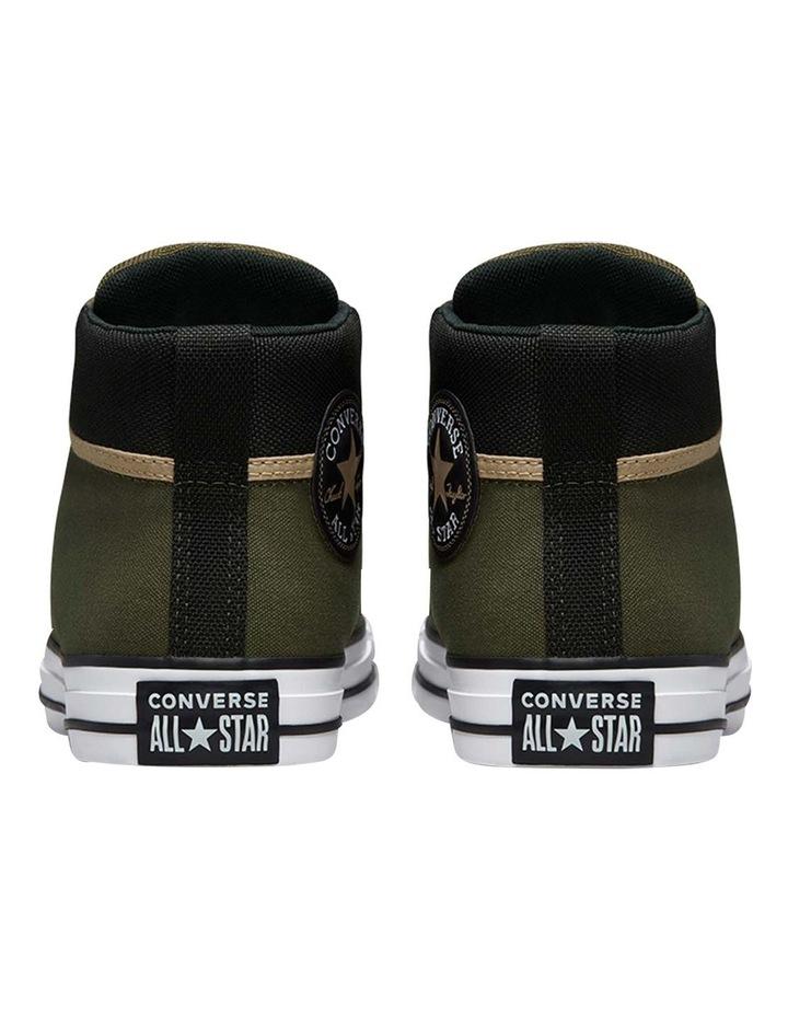 Chuck Taylor All Star Street Hybrid Texture Khaki Sneaker image 5
