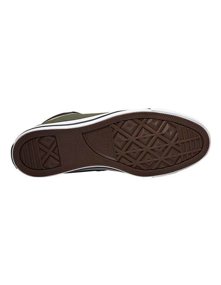 Chuck Taylor All Star Street Hybrid Texture Khaki Sneaker image 6