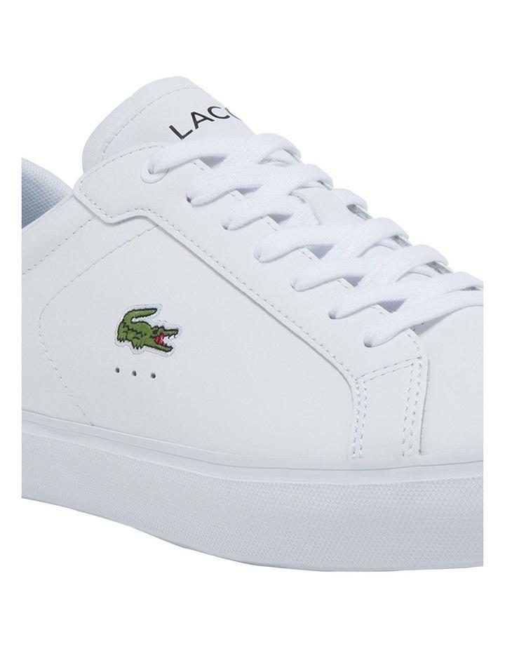 Powercourt 0121 1 White Sneaker image 6
