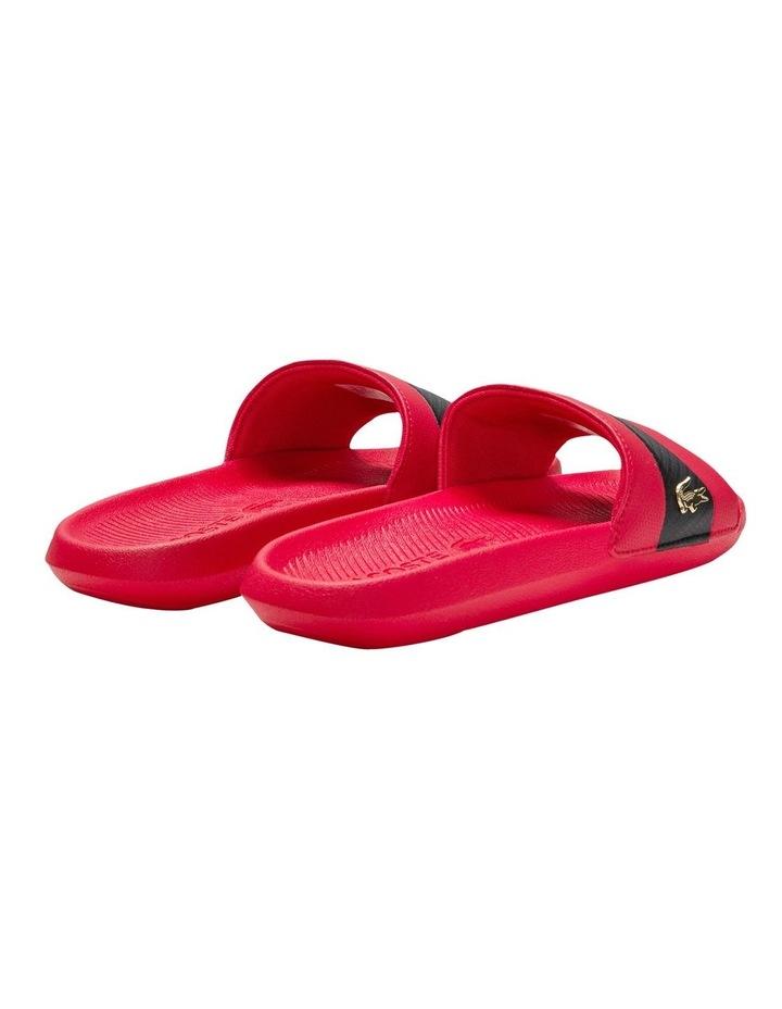 Croco Slide 0120 1 CMA Sneaker Red/Black image 3