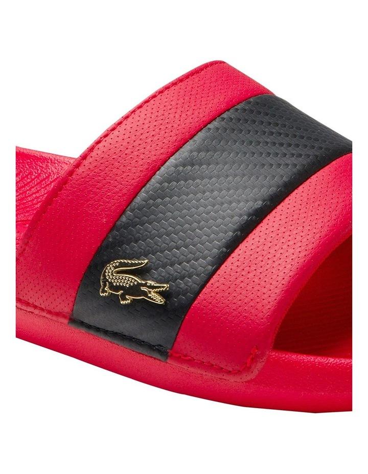 Croco Slide 0120 1 CMA Sneaker Red/Black image 6