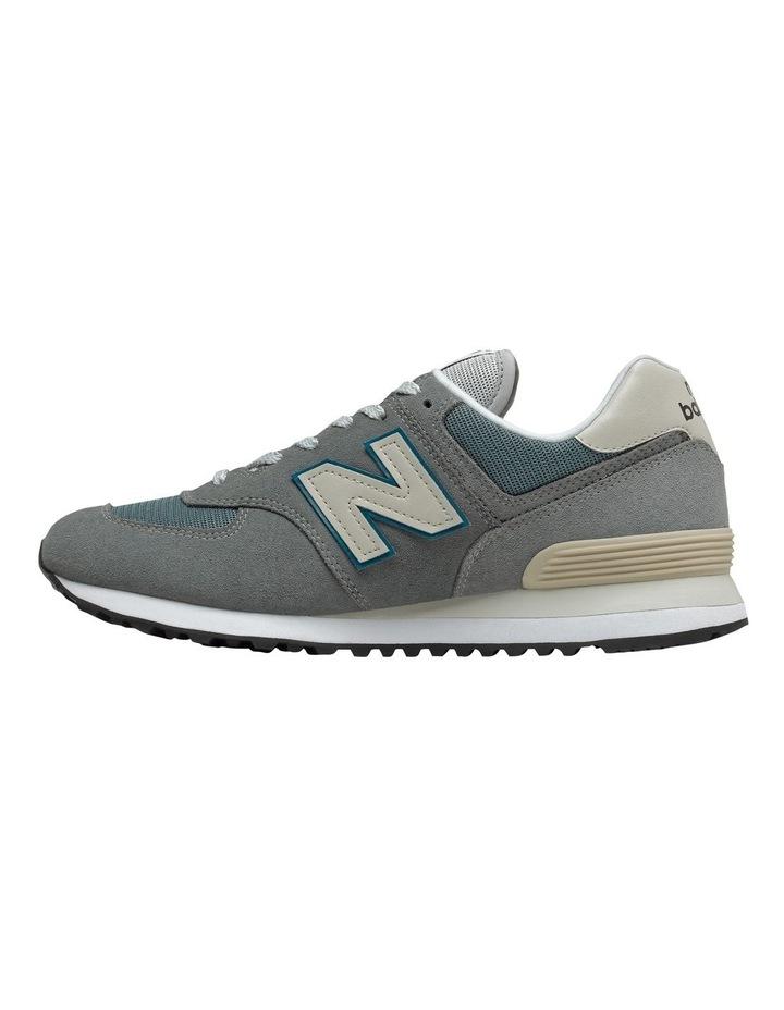 574 Blue Sneaker image 2
