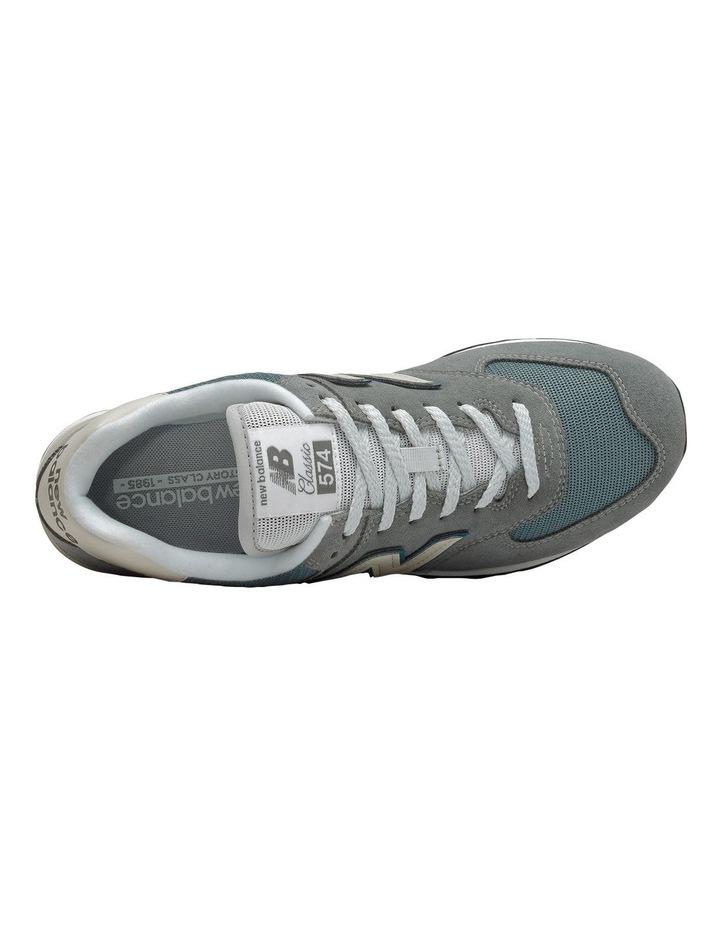 574 Blue Sneaker image 3