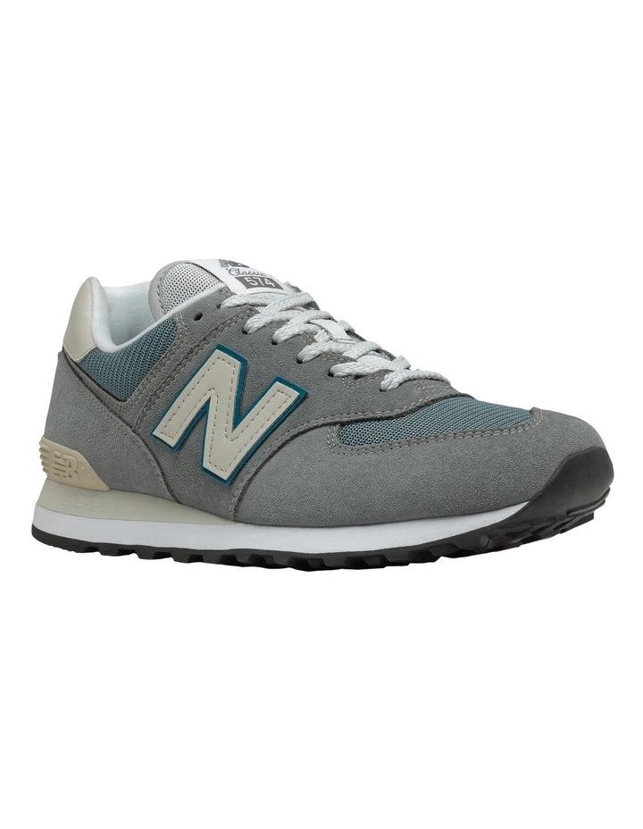 574 Blue Sneaker image 4