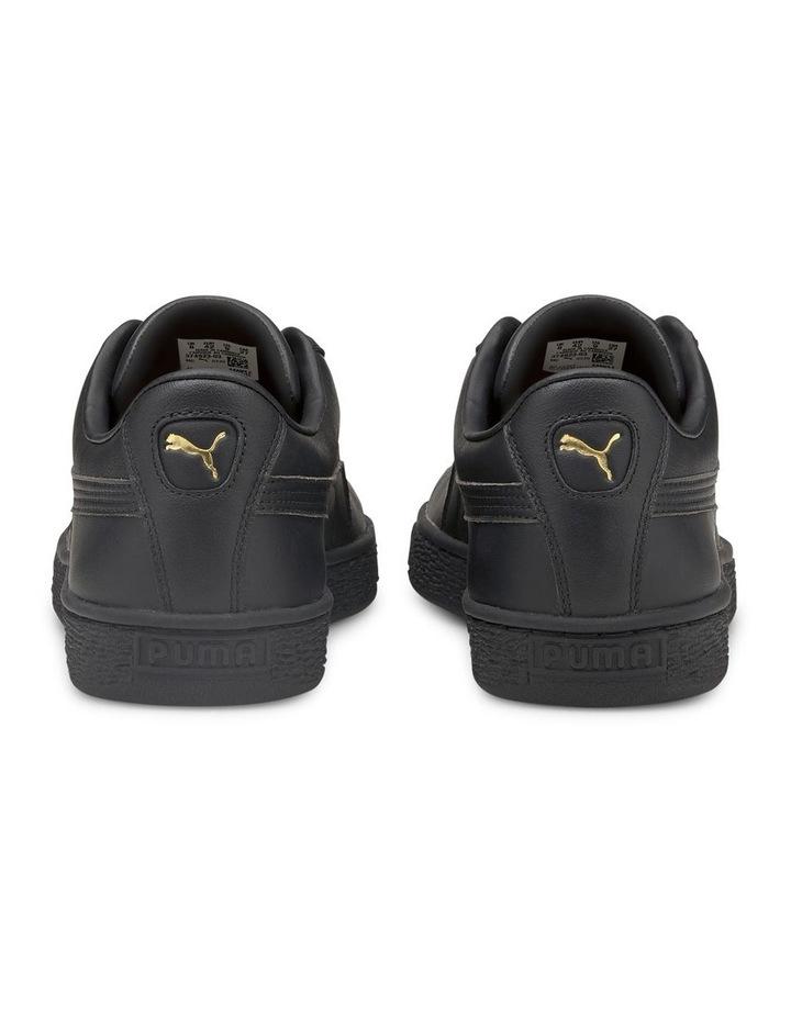 Basket Classic Training Shoes Black image 2