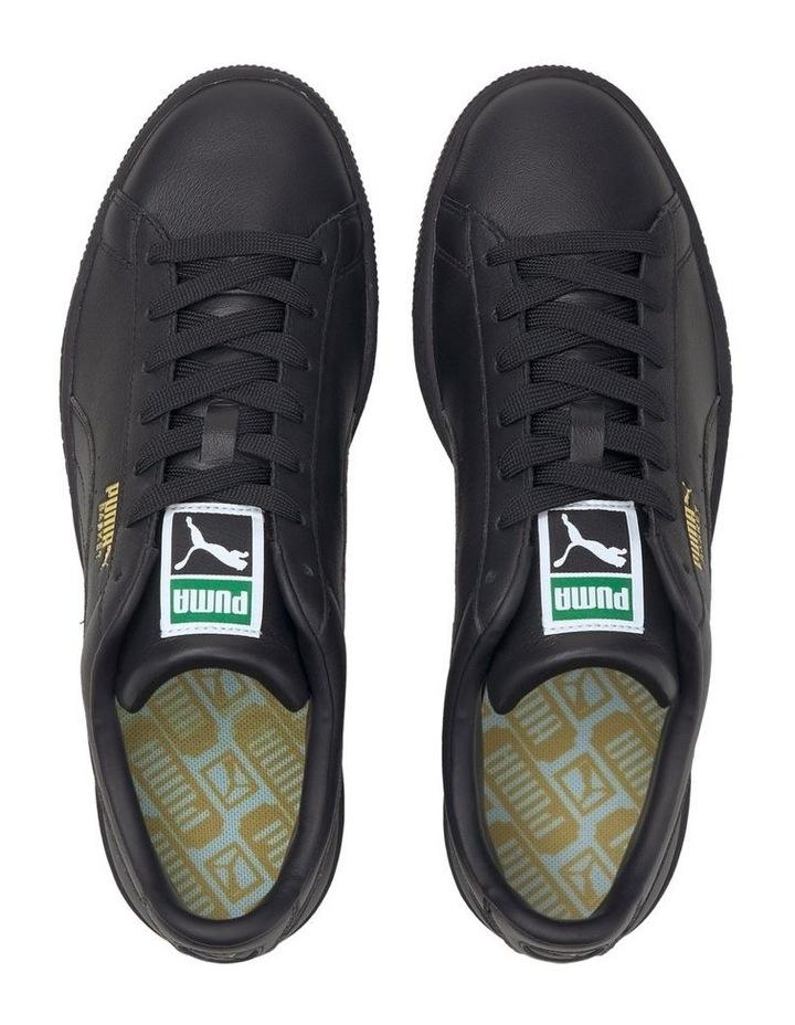 Basket Classic Training Shoes Black image 4