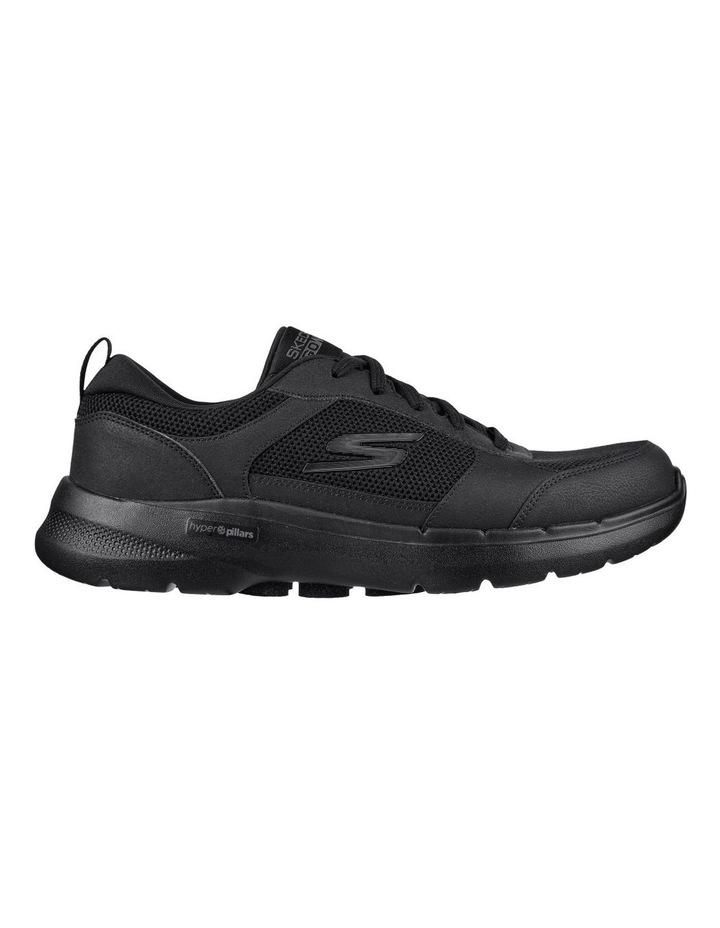 Go Walk 6 Black Sneaker image 2