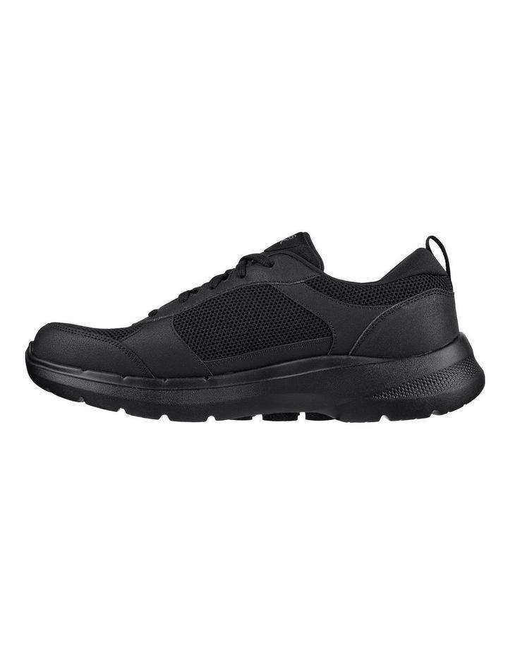 Go Walk 6 Black Sneaker image 3