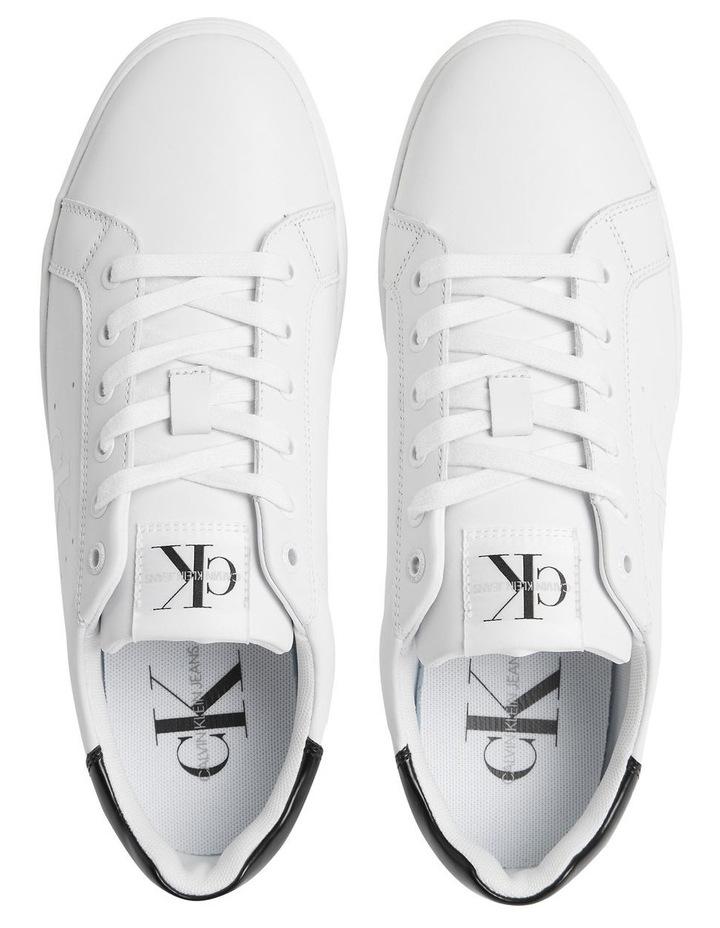 Cupsole Laceup Sneaker White image 3