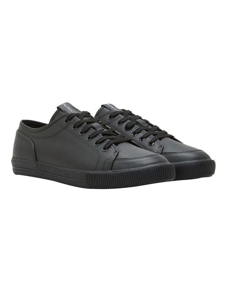 Ess Vulc Laceup Sneaker  Black image 2
