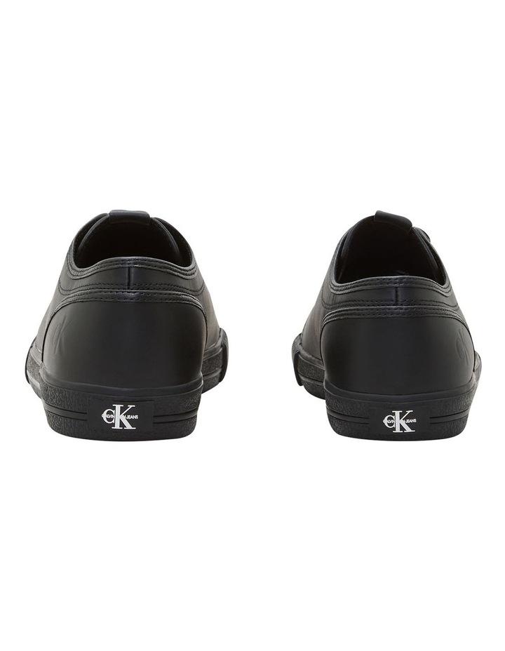 Ess Vulc Laceup Sneaker  Black image 4
