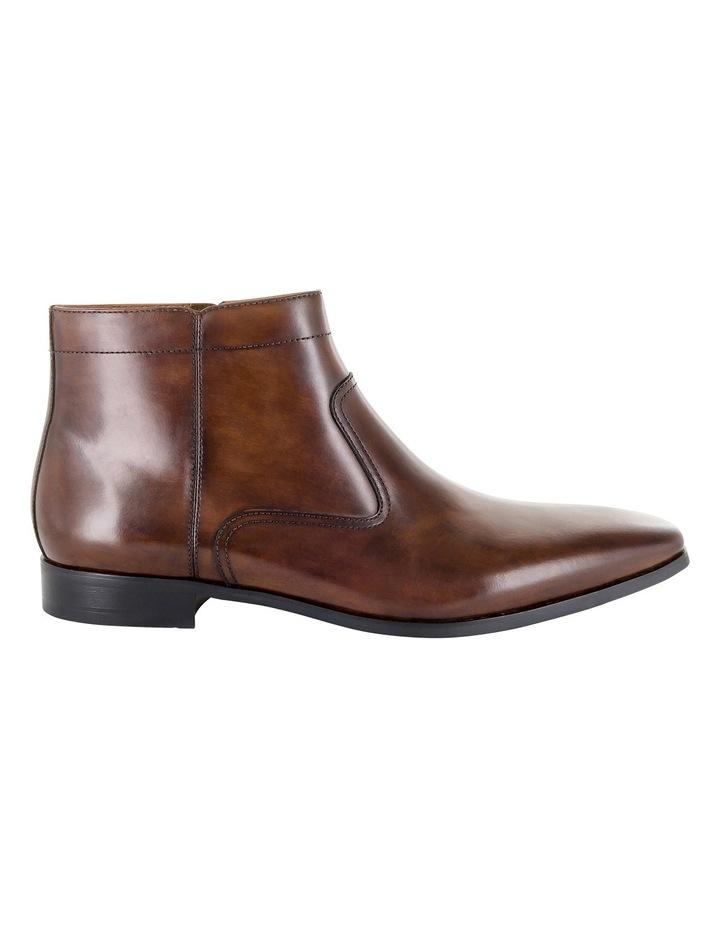 Ballad Zip Boot - Brown image 1