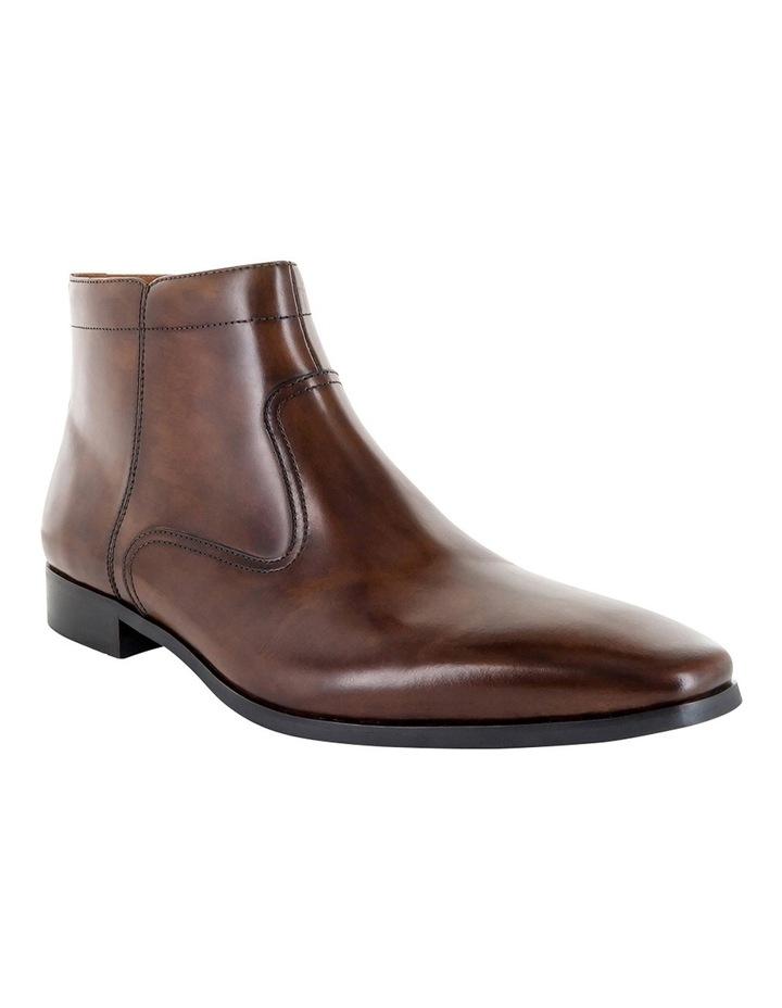 Ballad Zip Boot - Brown image 2