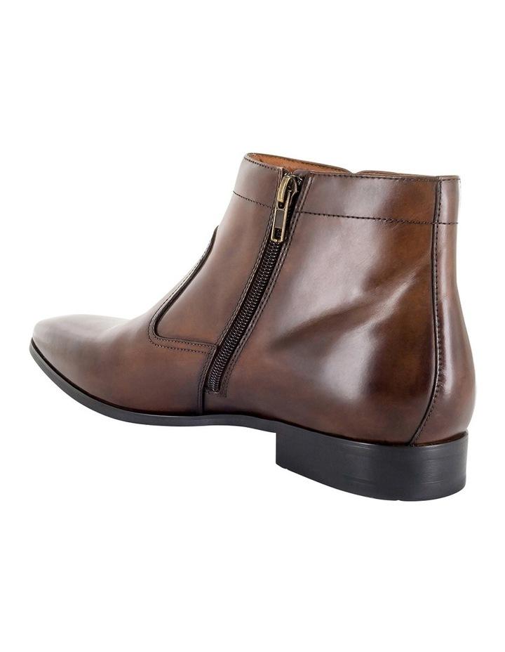 26d39a4bf4b4 Ballad Zip Boot - Brown image 3