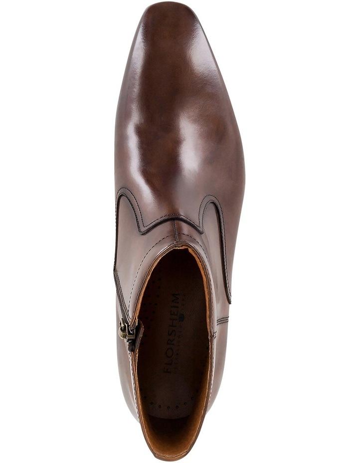 d732d451b72a Ballad Zip Boot - Brown image 4