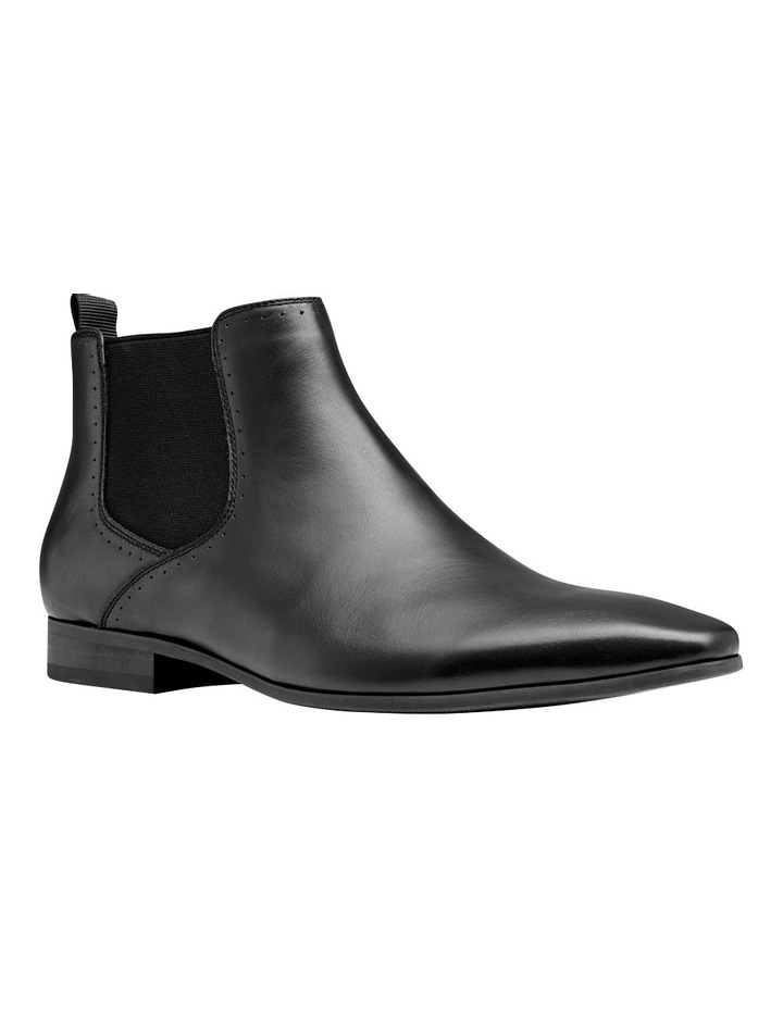 Leather Chelsea Boot AQ07 image 2