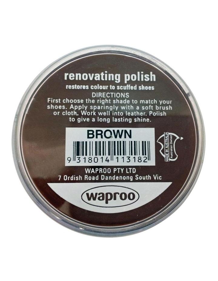 Renovating Polish- Brown image 1