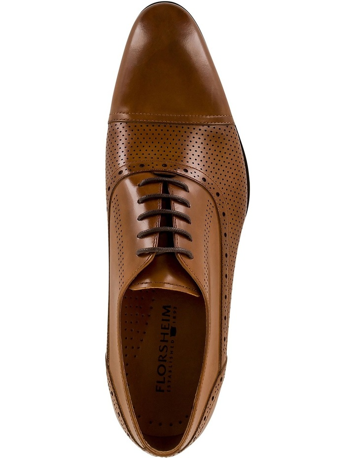 Marriot Oxford Lace Up - Tan image 4