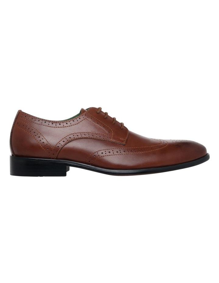 Leather Brogue Lace Up Shoe image 1