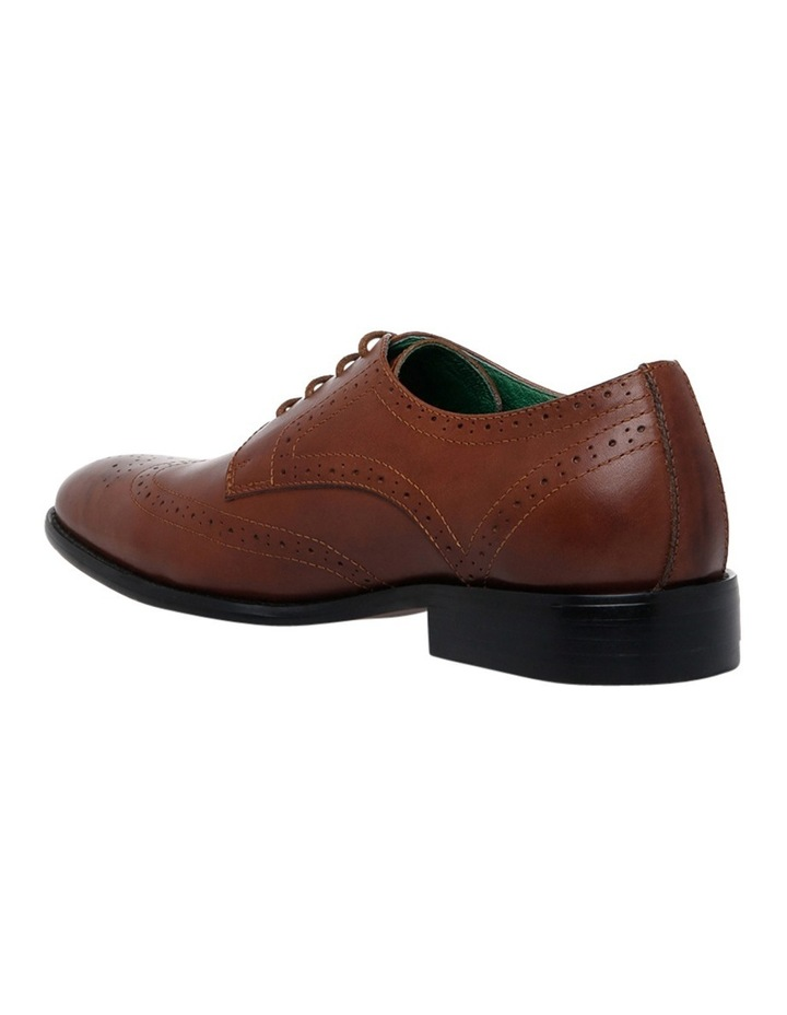 Leather Brogue Lace Up Shoe image 2