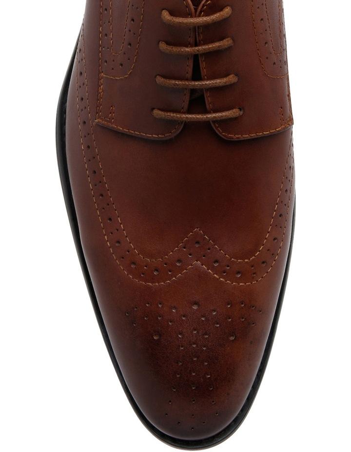 Leather Brogue Lace Up Shoe image 3