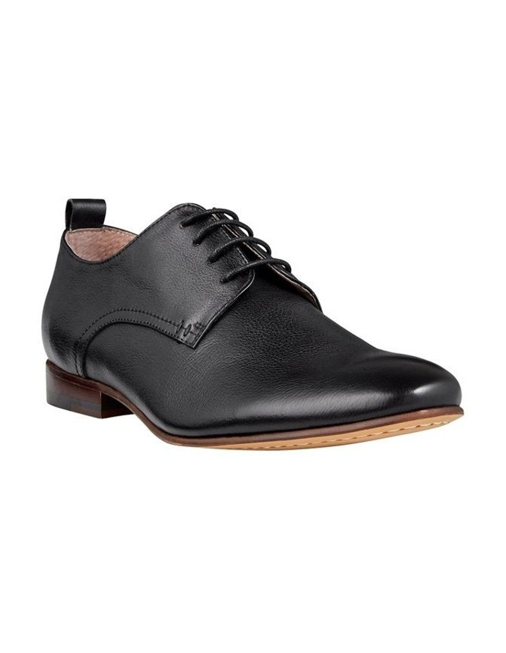 Leather Derby Lace-Up Shoe image 2