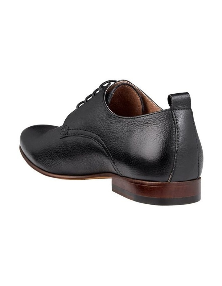 Leather Derby Lace-Up Shoe image 3