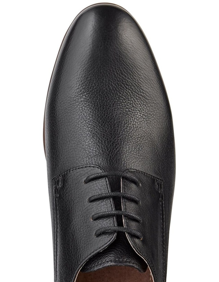 Leather Derby Lace-Up Shoe image 4