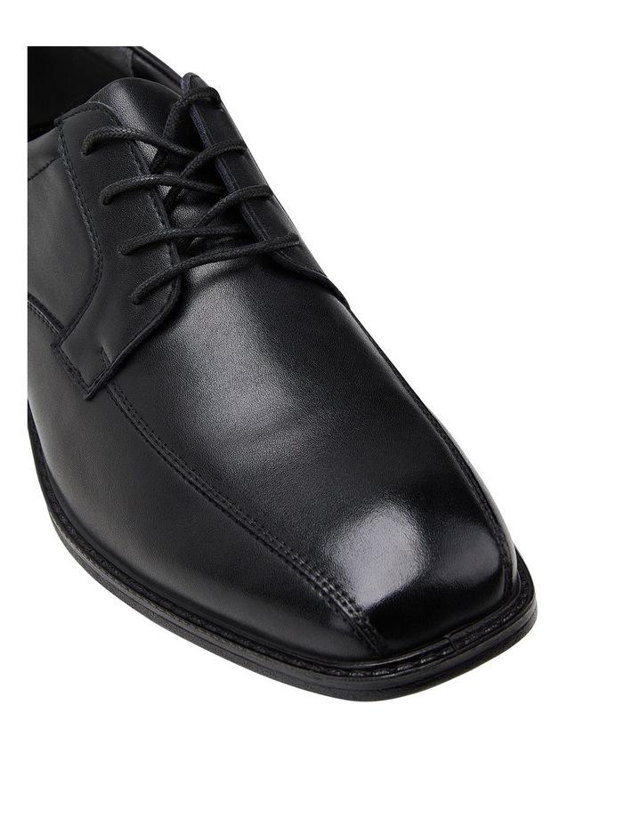 Marcus Black Lace Up Shoe image 2