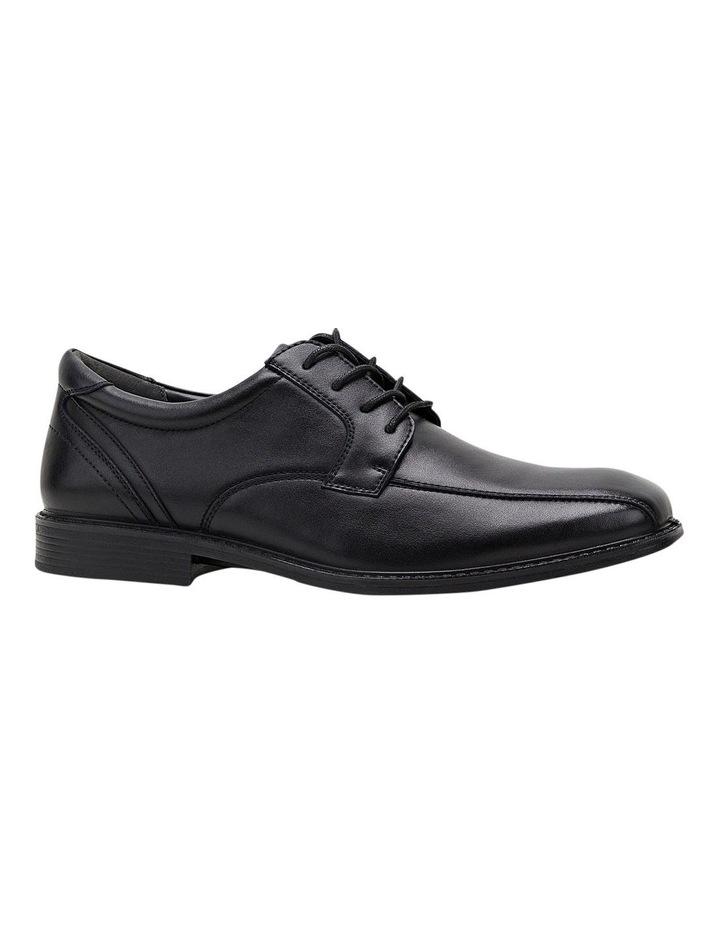 Marcus Black Lace Up Shoe image 3