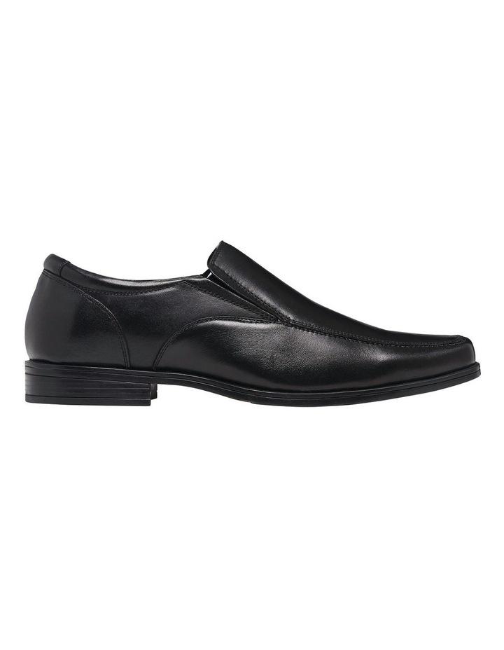 London Black Slip On Shoe image 1