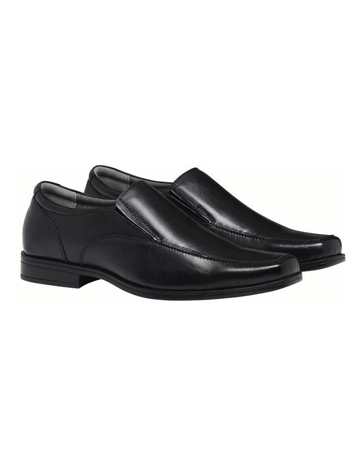 London Black Slip On Shoe image 2