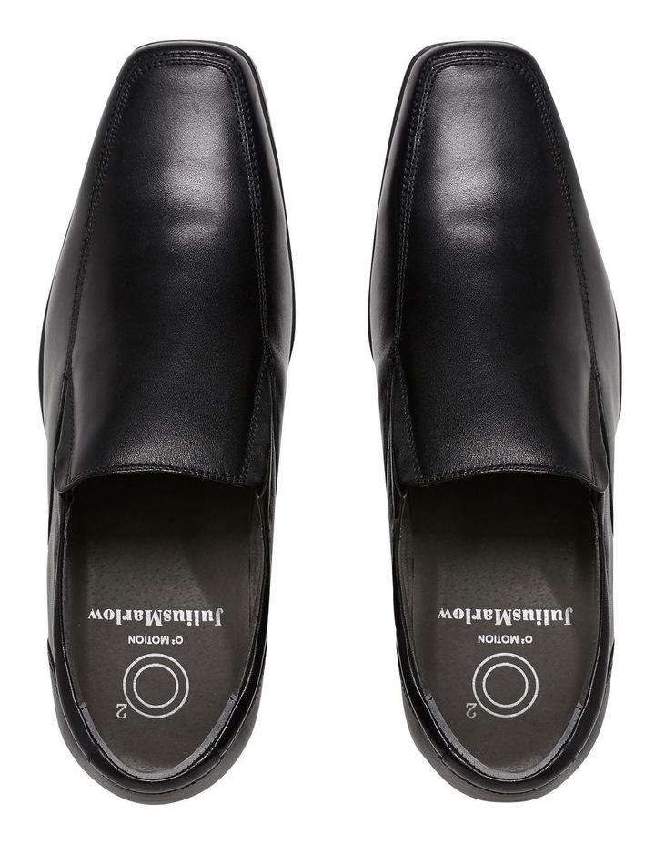 London Black Slip On Shoe image 3