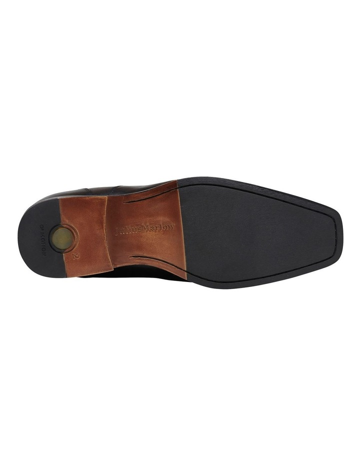 London Black Slip On Shoe image 4