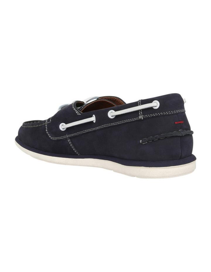 Trinadad Boat Shoe Navy image 2
