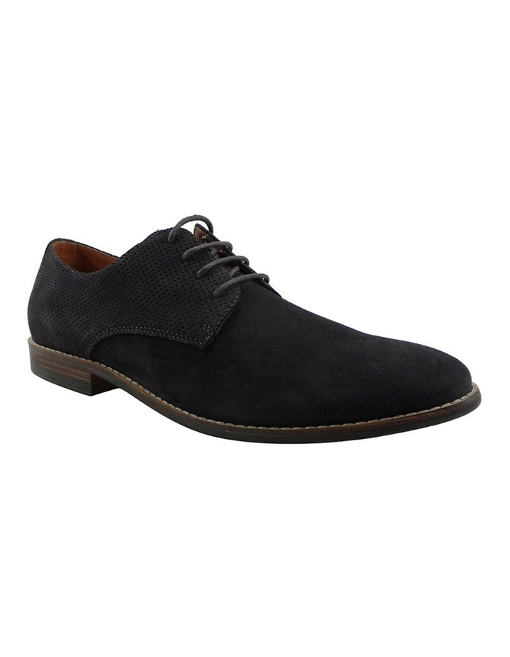 Nick Suede Perforated Lace Up Derby image 2