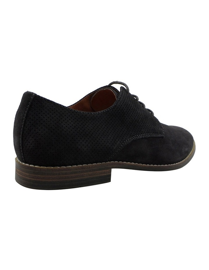 Nick Suede Perforated Lace Up Derby image 3