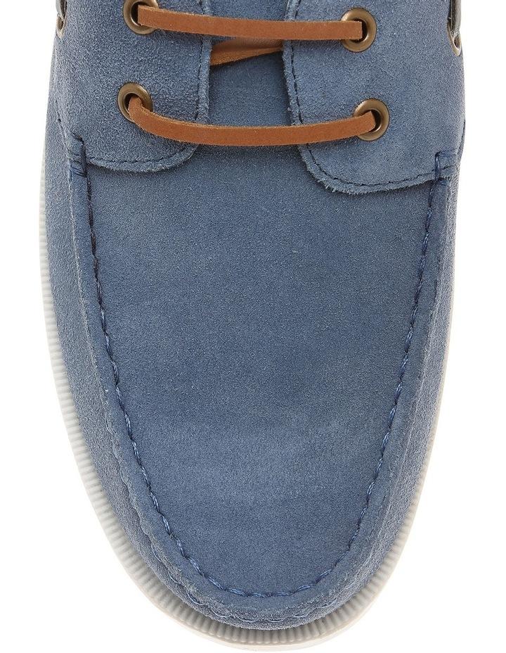 Hampton Suede Boat Shoe image 3