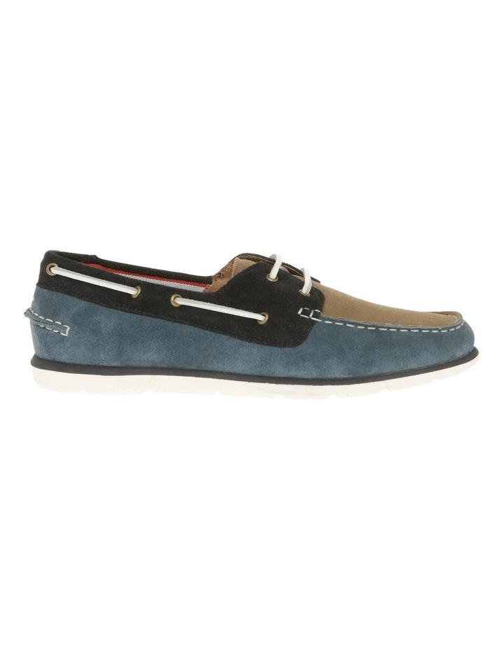 Trinidad Suede Contrast Boat Shoe image 1