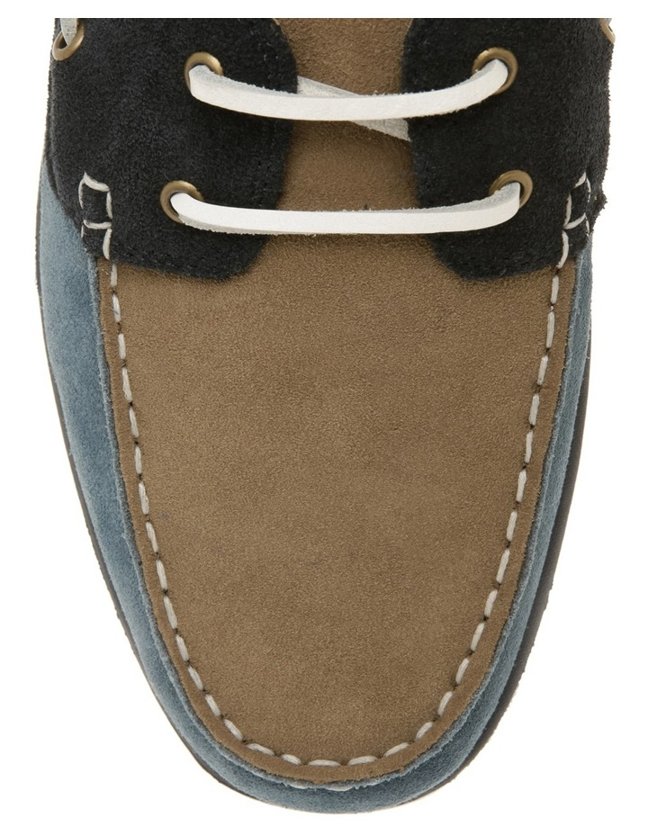 Trinidad Suede Contrast Boat Shoe image 2