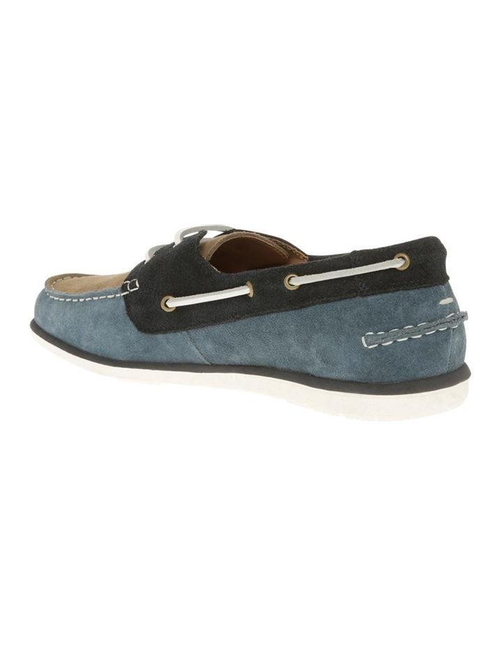 Trinidad Suede Contrast Boat Shoe image 3