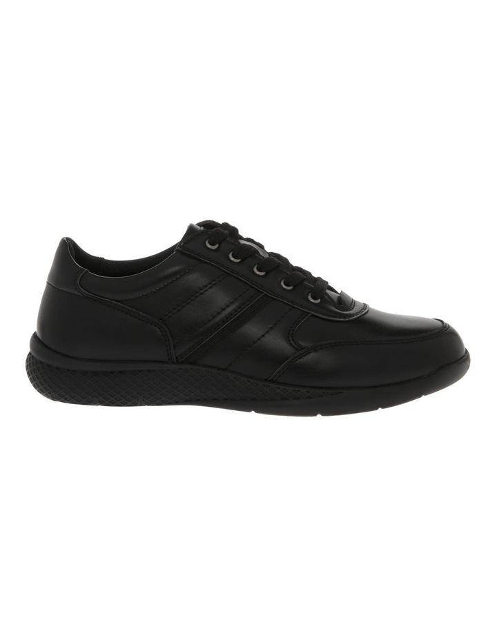 Greg Black Lace-Up Shoe image 1