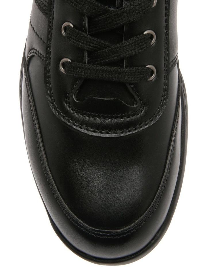 Greg Black Lace-Up Shoe image 2