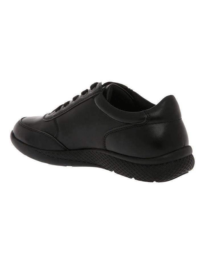 Greg Black Lace-Up Shoe image 3
