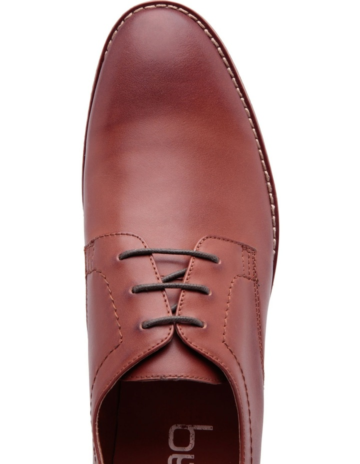 Andrew Lace Up Round Toe Derby image 4