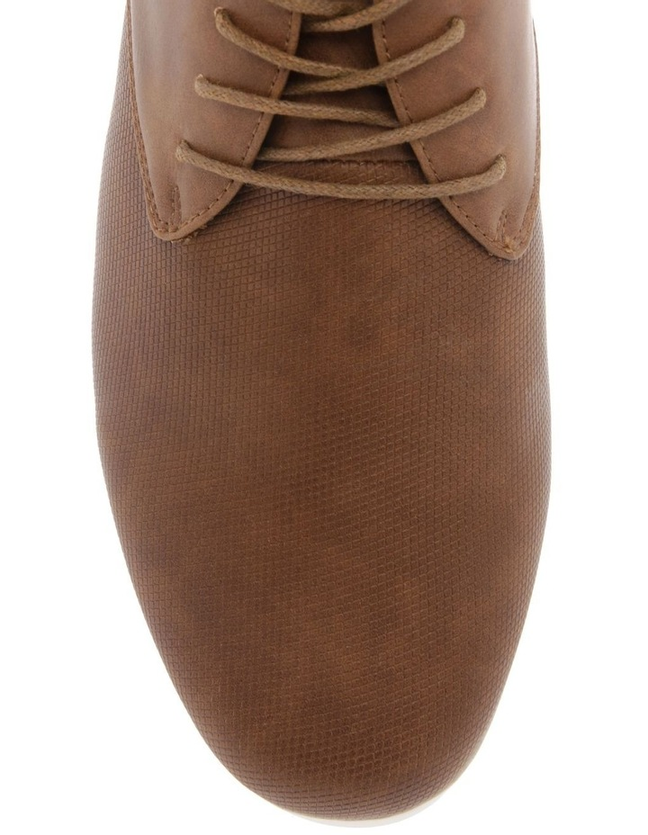 Montana Tan Lace-Up Shoe image 3