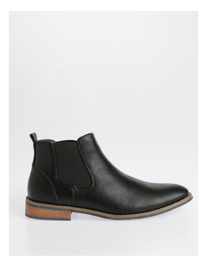 Bunbury Boot Black in Black image 1