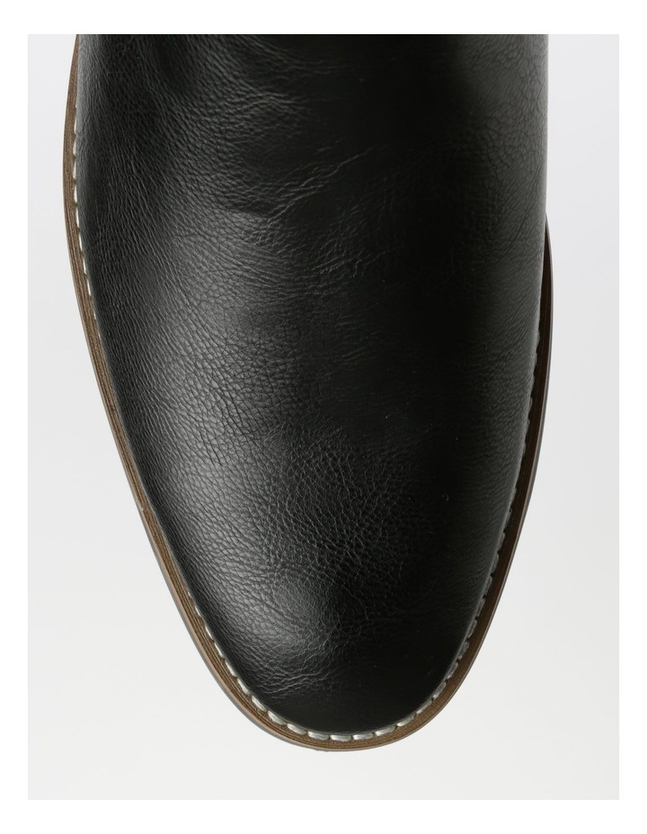 Bunbury Boot Black in Black image 2