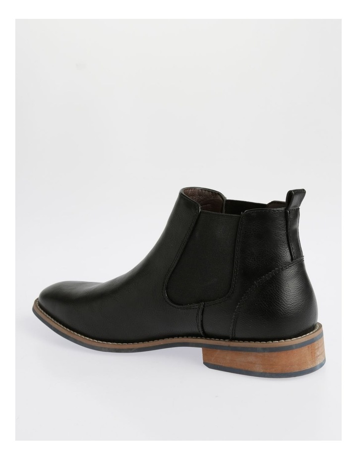 Bunbury Boot Black in Black image 3