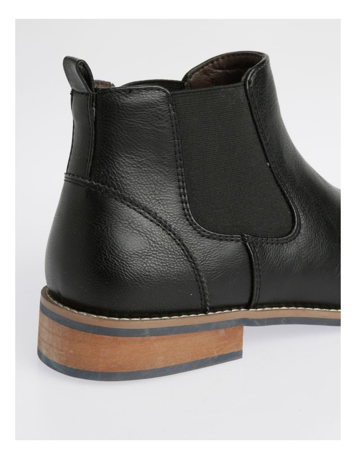 Bunbury Boot Black in Black image 4